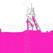 Mining shaft pink