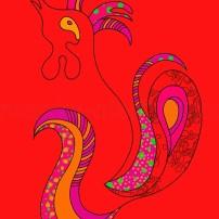 colorfull graphics - Agnieszka Niechciał