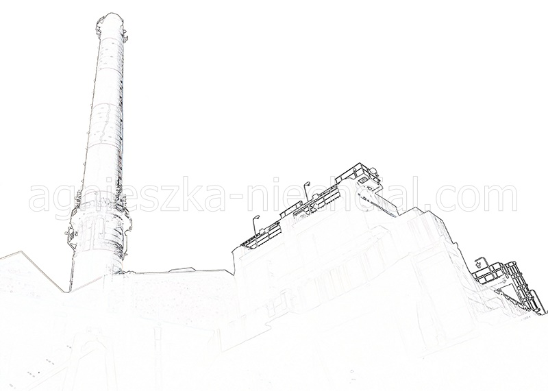 Outline of the factory