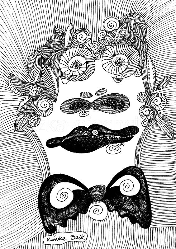 oryginalne rysunki