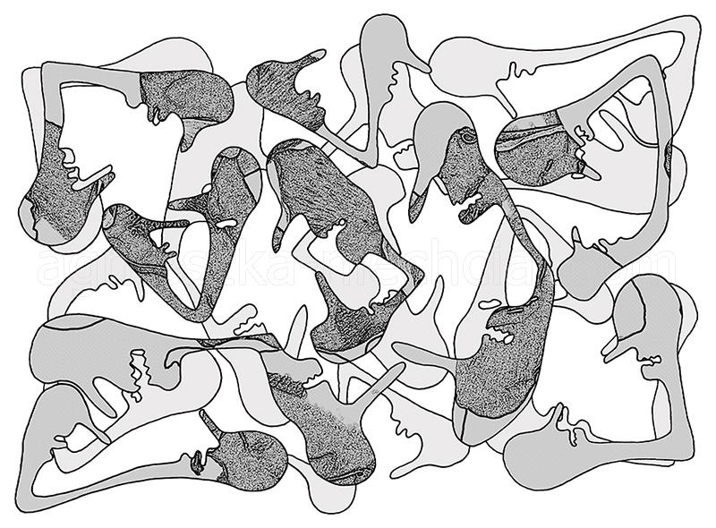 grafika abstrakcyjna