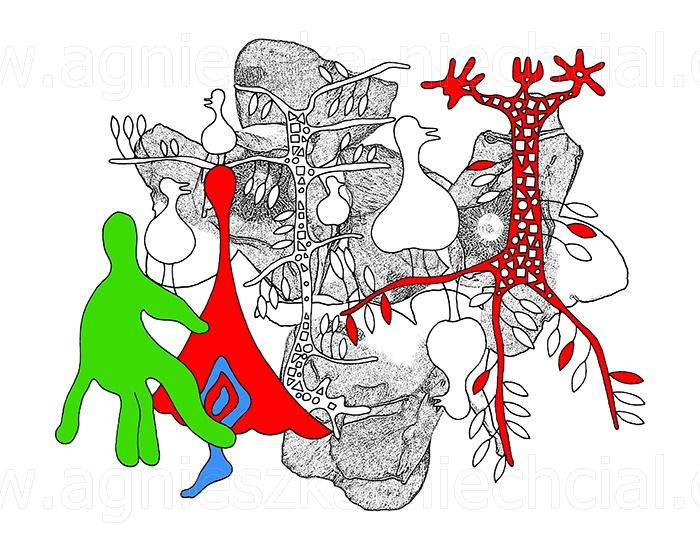 bajka w ilustracji