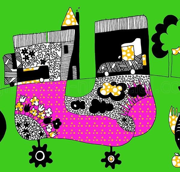 ilustracja dekoracyjna