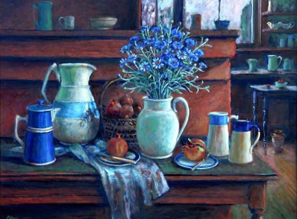 kolor w malarstwie