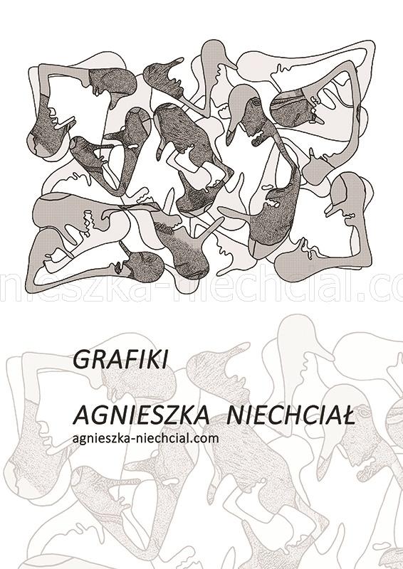 Agnieszka Niechciał - grafiki