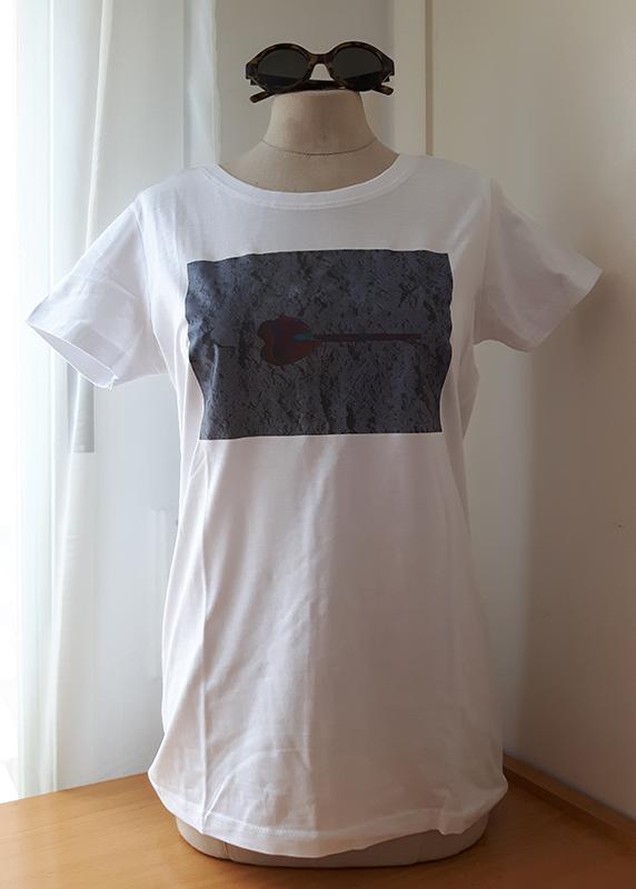 oryginalny prezent - koszulka z nadrukiem
