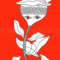 ilustracja z motywem ust